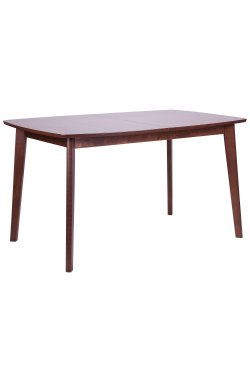 Стол обеденный раздвижной Орлеан 1350(1600)*900*750 орех светлый