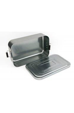 Коробка для ланча XL алюминиевая - wos5365