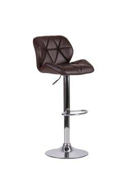 Барный стул Vensan коричневый без канта