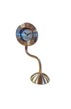 Часы на ножке - пружине - wos3004