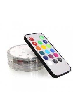 """Разноцветный светильник """"Color Light"""" с функцией перемены цвета327"""