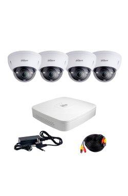 Комплект видеонаблюдения Dahua HDCVI-4D PRO KIT