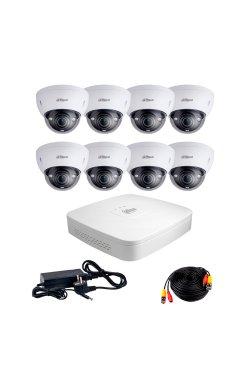 Комплект видеонаблюдения Dahua HDCVI-8D PRO KIT