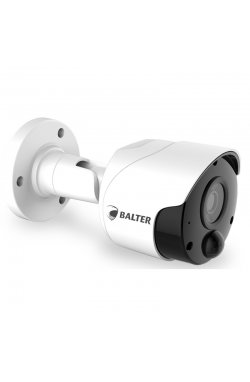 Комплект видеонаблюдения BALTER KIT 5MP 3bullet 1dome 2ТБ