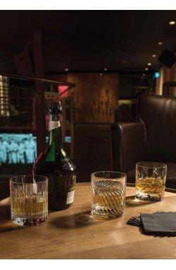"""Набор стаканов для виски """" STEEL"""" Style Prestige / 2 шт / 290 мл - wos7324"""