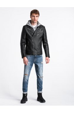 Men's Autumn ramones C412 - черный