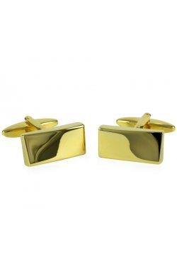 Запонки Lindenmann 10399, Цвет - желтый