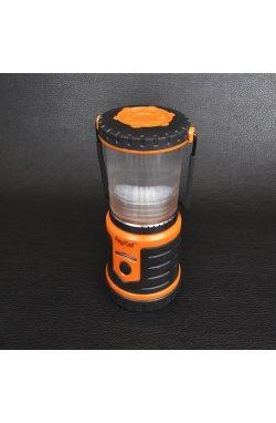 Фонарь кемпинговый Rayfall L3D (2xCree XB-D + Red LED, 385 Lumen, 6 режимов, 3xD), оранжевый