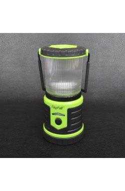 Фонарь кемпинговый Rayfall L3D (2xCree XB-D + Red LED, 385 Lumen, 6 режимов, 3xD), зеленый