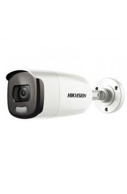 2 Мп ColorVu Turbo HD видеокамера Hikvision DS-2CE12DFT-F (3.6 мм)
