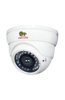 2.0MP IP Варифокальная камера PARTIZAN IPD-VF2MP-IR SE 2.0 Cloud
