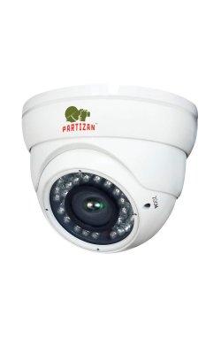 4.0MP AHD Варифокальная камера PARTIZAN CDM-VF37H-IR SuperHD 4.2