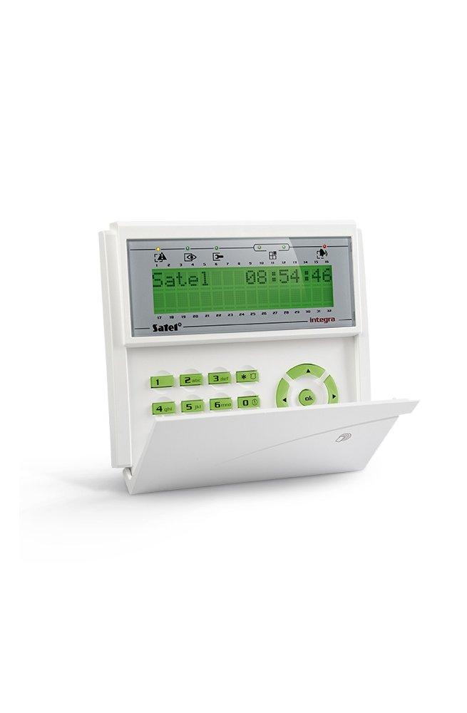 Клавиатура Satel INT-KLCDR-GR