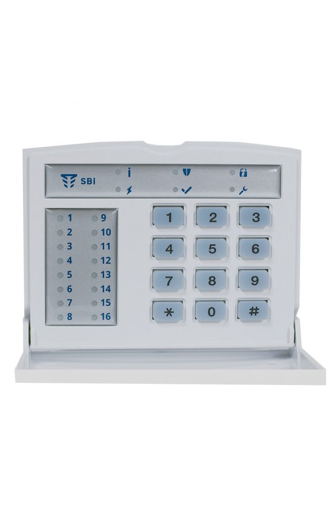 Клавиатура Орион-16ТД