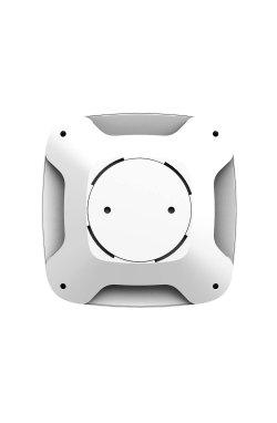 Беспроводной датчик детектирования дыма Ajax FireProtect White