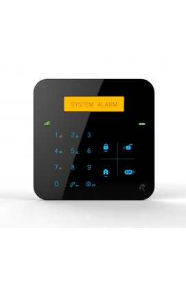 Готовый беспроводной комплект GSM сигнализации Altronics AL-1000 KIT black