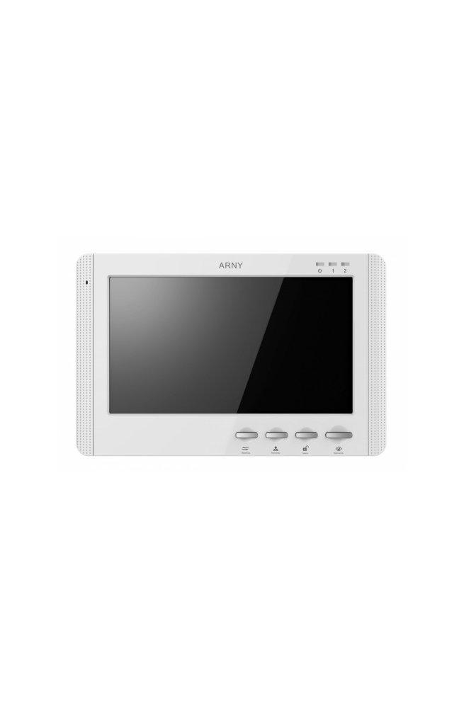 Видеодомофон ARNY AVD-709 (white)