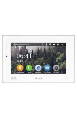 Видеодомофон Bas-IP AQ-10 v3 White