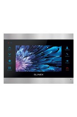 Цветной видеодомофон Slinex SL-07M silver+black