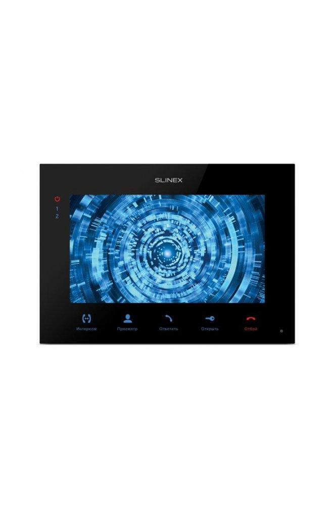 Цветной видеодомофон Slinex SQ-07M black