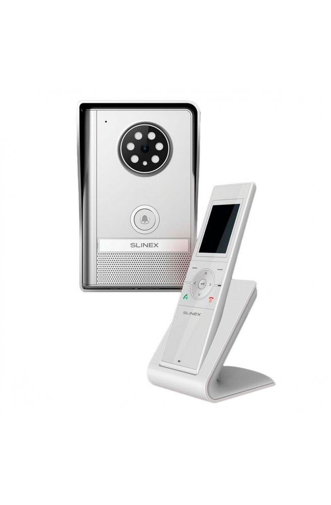Цветной видеодомофон Slinex RD-30 White