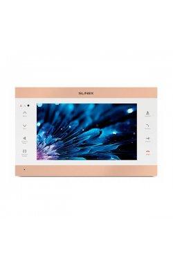 IP-видеодомофон Slinex SL-10 IPT gold&white