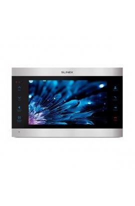 IP-видеодомофон Slinex SL-10 IPT silver&black