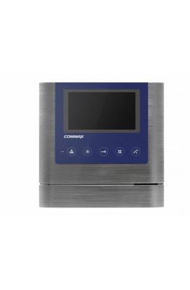 Видеодомофон Commax CDV-43M Blue+Silver