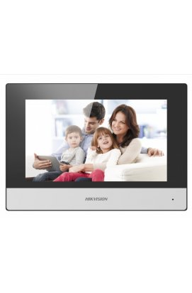 "7"" IP видеодомофон Hikvision DS-KH6320-TE1"