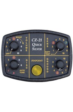 """Подводный металлоискатель Fisher Labs CZ-21 10.5"""""""
