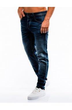 Джинсы мужские D864 - Темно- jeans