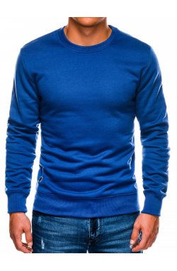 Свитшот мужской S978 - темно-синий
