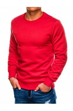 Свитшот мужской S978 - Красный