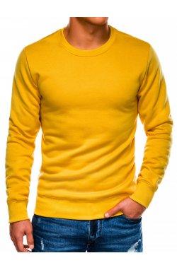 Свитшот мужской S978 - Желтый