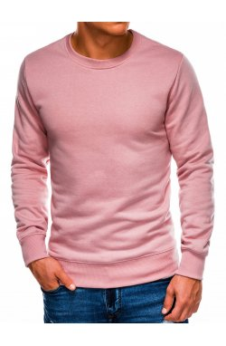 Свитшот мужской S978 - розовый