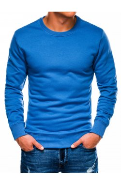 Свитшот мужской S978 - синий
