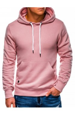 Толстовка мужская T979 - розовый