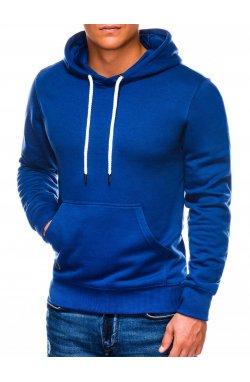 Толстовка мужская T979 - темно-синий