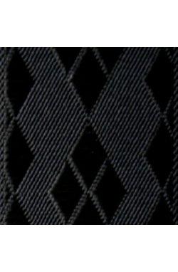 Подтяжки широкие 35 мм Lindenmann 7466-10 - для мужчин, Цвет - черный
