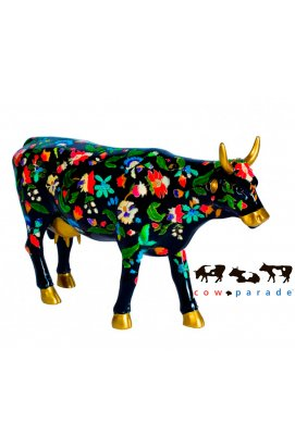 "Коллекционная статуэтка корова ""Cowsonne"" - wos2238"