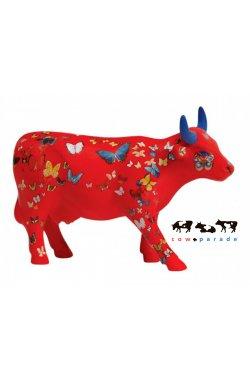 """Коллекционная статуэтка корова """"Dancing Diva"""" - wos2245"""