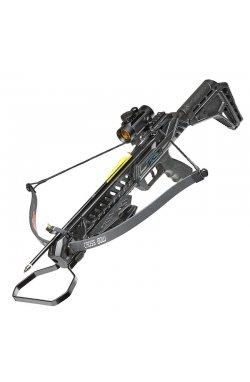 Арбалет пистолетного типа Man Kung MK-XB27BK (длина: 820мм, сила натяжения: 18кг),