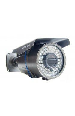 Уличная AHD камера с вариофокальным объективом и мощной ИК подсветкой C