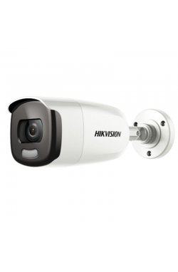 2 Мп ColorVu Turbo HD видеокамера Hikvision DS-2CE10DFT-F (3.6 мм)