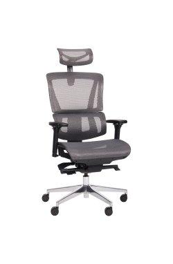Кресло Agile Black Alum Grey