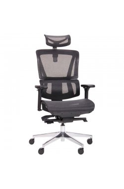 Кресло Agile Black Alum Black