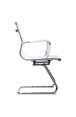 Кресло Slim Net CF (XH-633C) белый
