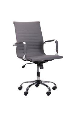 Кресло Slim LB (XH-632B) серый