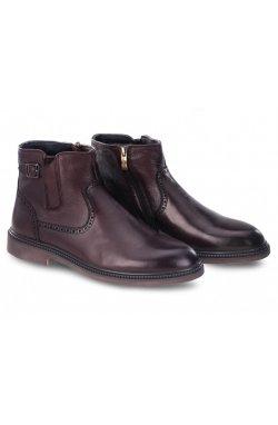 Ботинки мужские Clemento 7194320 цвет коричневый, кожа