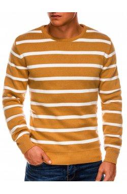 Джемпер мужской 155 - желтый